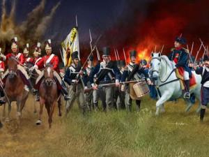 200 Jahre Waterloo Verpackung