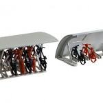 Set 180584 Fahrradständer