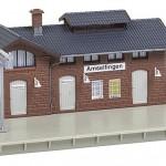 Set 190277 Bahnhofsgebäude