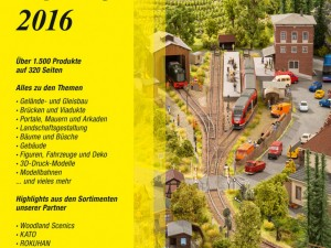 NOCH-Katalog 2016