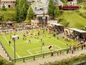 Noch Fußballplatz mit Vereinsheim (66830)