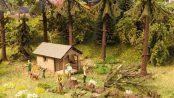 """Mini-Bastelbox """"Holzarbeiten"""""""