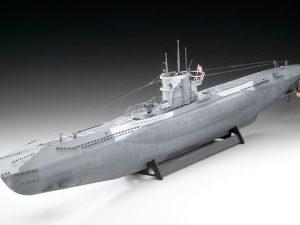 U-Boot Typ VII C
